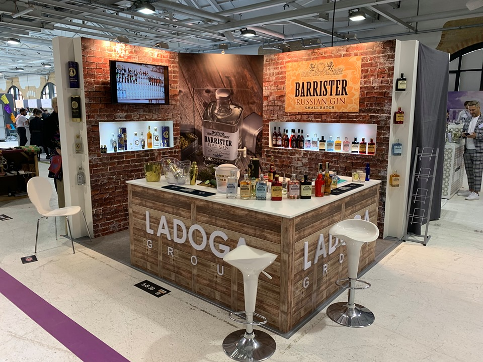 LADOGA Team took an active part in Bar Convent Berlin 2019